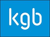 Kgb Text Logo