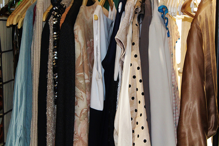 Buy Used Clothing at Thrift Stores
